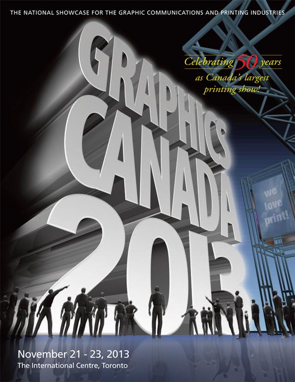 Graphics Canada 50th anniversary