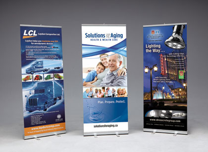 Benefits of portable retractable banner stand displays