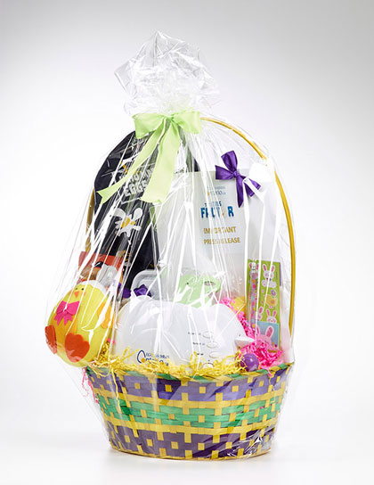 Public relations gift basket for Egg Farmers of Ontario