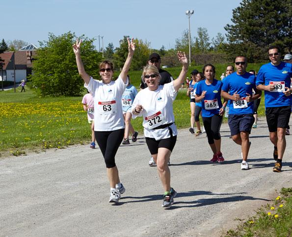 Event photographer Tim Horton Children's Foundation Run Walk Bronte Creek Provincial Park adult participants