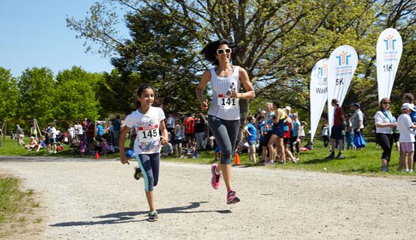 Event photographer Tim Horton Children's Foundation Run Participants Bronte Creek Park