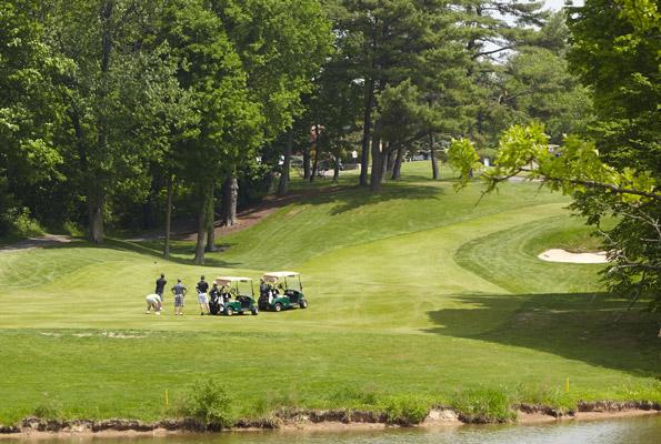 Event Photography Tim Horton Children's Foundation 38th Annual Golf Tournament course