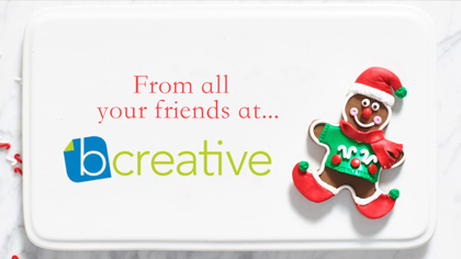 Happy holidays Bcreative